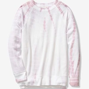 VS PINK leggings crew sweatshirt